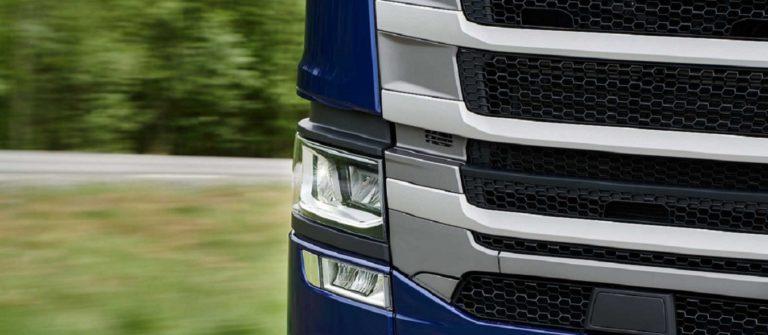 סקניה תציג בנובמבר משאיות יורו 6 משודרגות