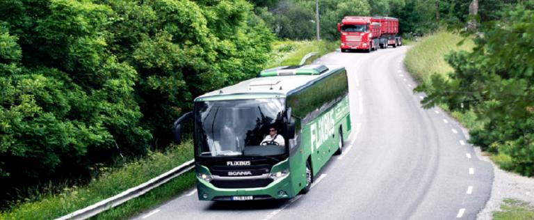 הצגת הבכורה של אוטובוס הביוגז הבינלאומי הראשון